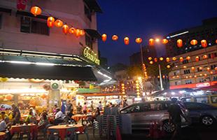 一度は訪れたいマレーシア屋台!