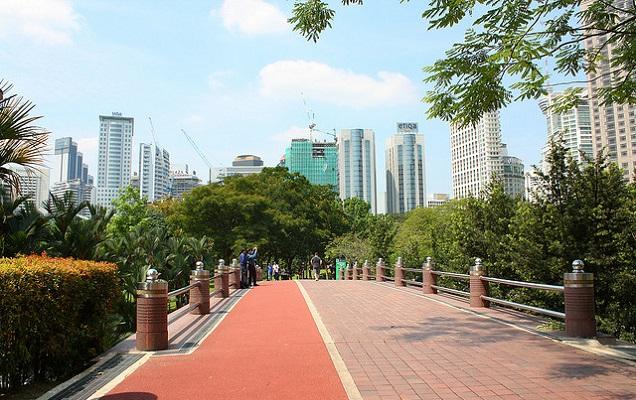 KLCC Park (5)